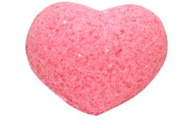 Сердце розовое (с маслами)