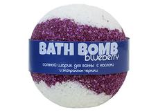 натуральное Шарики для ванн Blueberry (черника, с маслами)