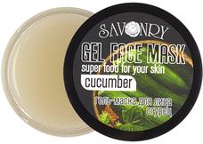 натуральное Гель-маски GEL FACE MASK (овощные) Огурец