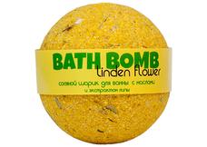 натуральное Шарики для ванн Linden flower (липа, с маслами)