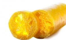 натуральное Мыло ручной работы Лимонный бриз с люфой