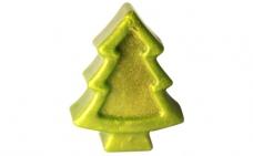 натуральное Мыло ручной работы Новогодняя елочка#1