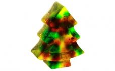 натуральное Мыло ручной работы Новогодняя елочка#2