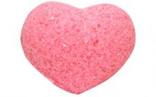 натуральное Шарики для ванн Сердце розовое (с маслами)
