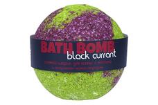 натуральное Шарики для ванн Black currant (черная смородина, с маслами)
