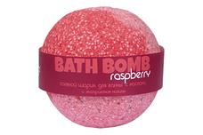 натуральное Шарики для ванн Raspberry (малина, с маслами)