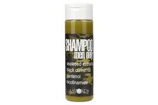 натуральное Мужская серия ONLY MAN camouflage Шампунь с маслом черного тмина и экстрактом водорослей