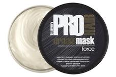 натуральное PRO HAIR (профессиональная серия для волос) Крем-маска FORCE (сила)