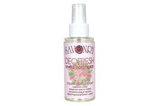 натуральное DEOFRESH (натуральные спрей-дезодоранты) Натуральный дезодорант (Роза и лайм)